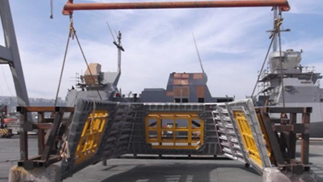 (צילום: דוברות חיל הים) (צילום: דוברות חיל הים)