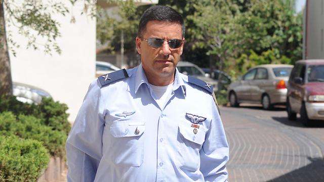 """יועלה לדרגת אלוף. עמיקם נורקין (צילום: איתי כהן, """"במחנה"""") (צילום: איתי כהן,"""