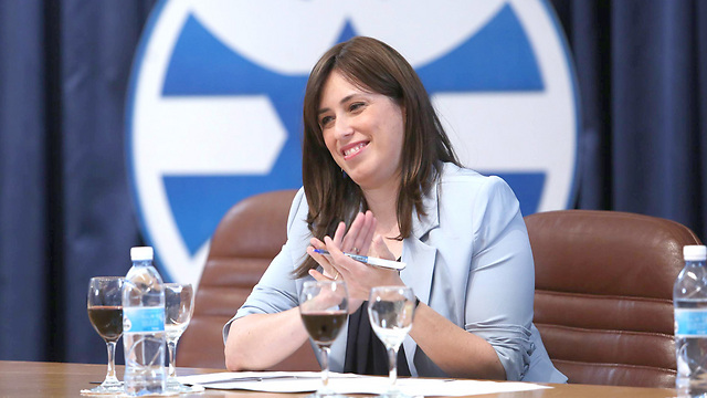 Deputy Foreign Minister Tzipi Hotovely (Photo: Gil Yohanan)