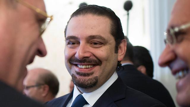 Saad Hariri. Pressuring Nasrallah (Photo: AP)