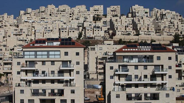 """ירושלים. 3 החשודים מוכרים כ""""מעאכרים"""" בתחום הנדל""""ן (צילום: גיל יוחנן) (צילום: גיל יוחנן)"""