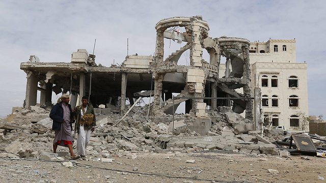 Syria and its allies claim that Saudi Arabia is committing a genocide in Yemen (Photo: EPA)