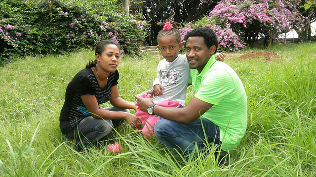 משפחת טספה באתיופיה