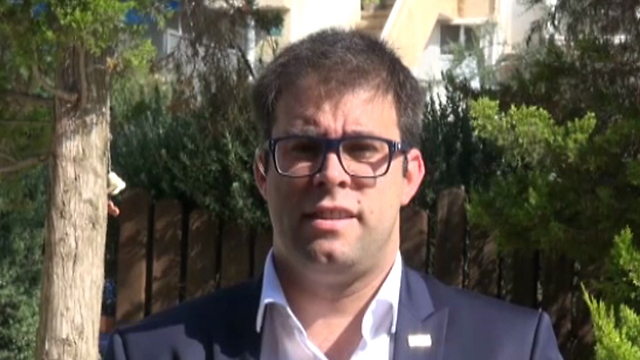 Likud MK Oren Hazan (Photo: George Ginsburg)