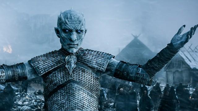 מלך הלילה ברגע בלתי נשכח (באדיבות yes ו-HBO) (באדיבות yes ו-HBO)