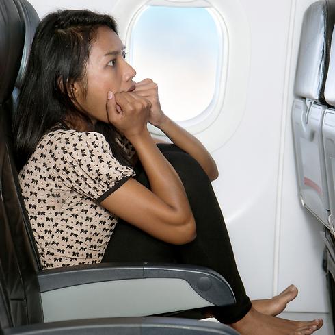 כל מה שאתם חייבים לדעת במקרה שנפגעתם או חוויתם תאונה במטוס (צילום: shutterstock) (צילום: shutterstock)