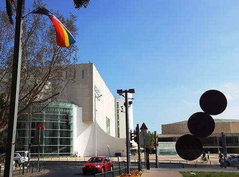 Habima Theater (Photo: Amit Cotler)