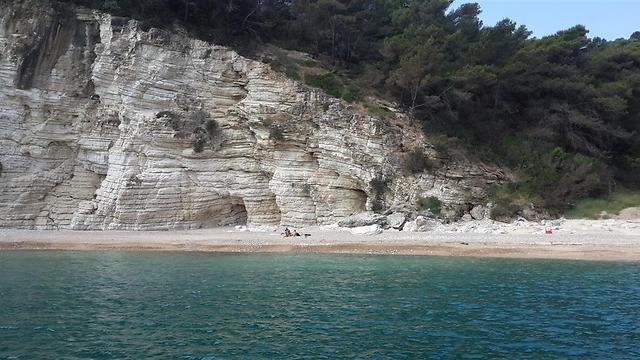 אחת משמורות הטבע היפות באיטליה. חצי האי גרגנו (צילום: לורי שטטמאור) (צילום: לורי שטטמאור)