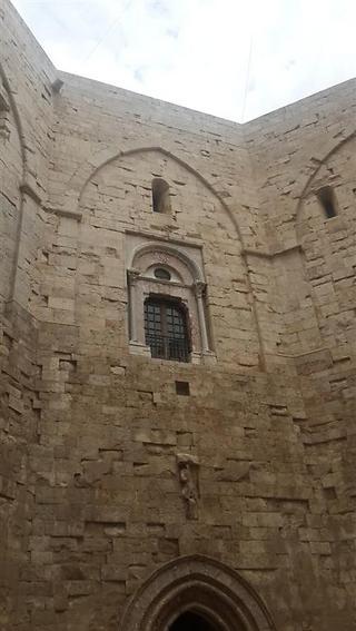 """""""מבצר דל-מונטה"""" (צילום: לורי שטטמאור)"""