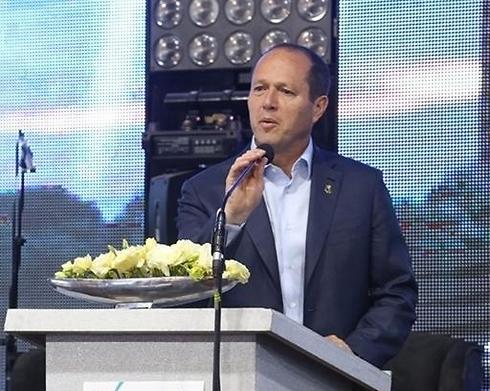 ראש עיריית ירושלים, ניר ברקת. העירייה מממנת את הפסטיבל (צילום: ששון תירם) (צילום: ששון תירם)