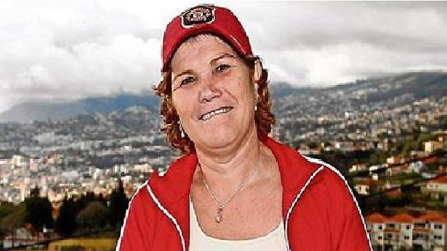 אמו של רונאלדו. מתקשה לעמוד בלחץ (טוויטר) (טוויטר)