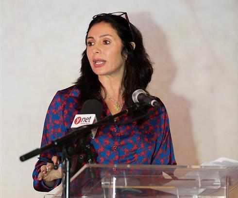 Culture Minister Miri Regev. 'I promise the artists that they have an excellent partner' (Photo: Yehuda Peretz)