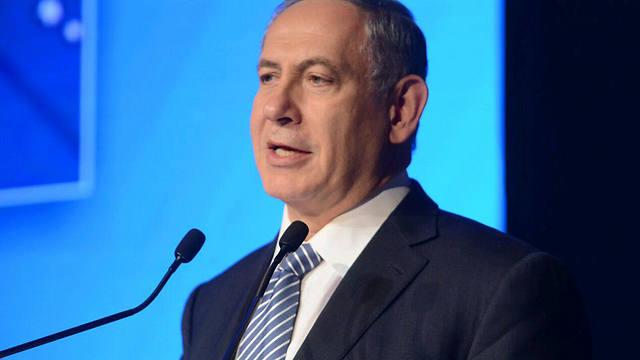 Prime Minister Benjamin Netanyahu (Photo:George Ginsburg)