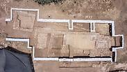 Photo: Skyview, couresy of Israel Antiquities Authority