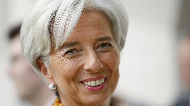 Managing Director of the IMF, Christine Lagarde. (Photo: AFP)
