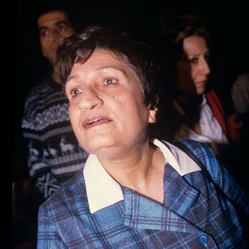 Shoshana Arbeli-Almozlino in 1998 (Photo: Shalom Bar-Tal)