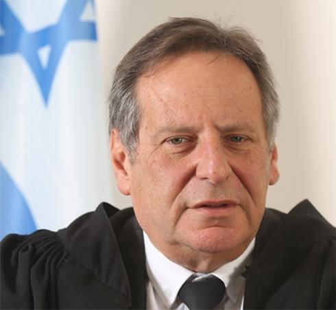 שופט בית המשפט המחוזי, יעקב שינמן (צילום: הנהלת בתי המשפט)