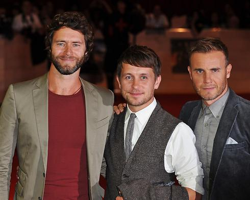 The Take That trio will perform in Tel Aviv in November (Photo: Getty Images) (Photo: Getty Images)