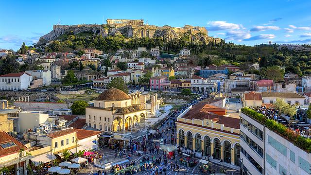 אתונה. יעד משתלם להשקעה? (צילום: shutterstock) (צילום: shutterstock)
