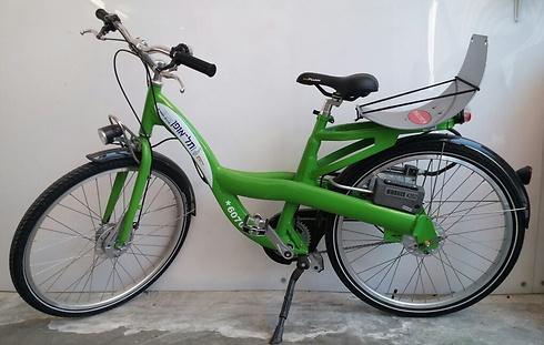 אופני תל אופן, דור חדש (מנחם רייס) (מנחם רייס)