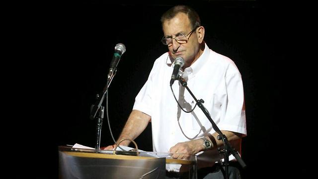 Ron Huldai (Photo: Ido Erez)