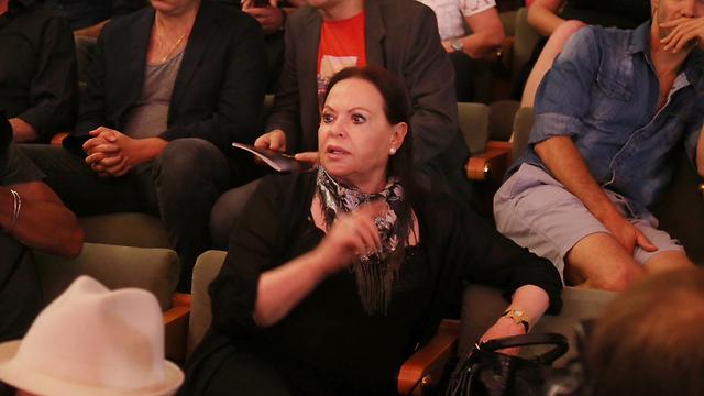 Gila Almagor (Photo: Motti Kimchi)