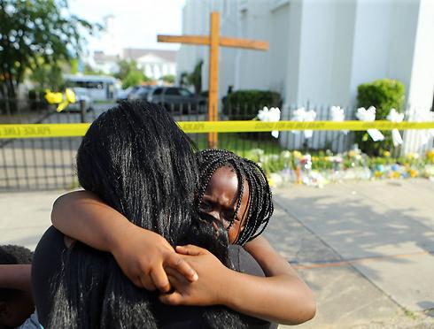 Following a shooting at a NC church