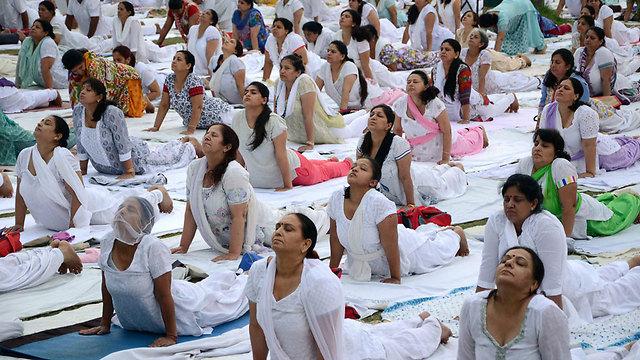 ניו דלהי, הודו (צילום: AFP) (צילום: AFP)