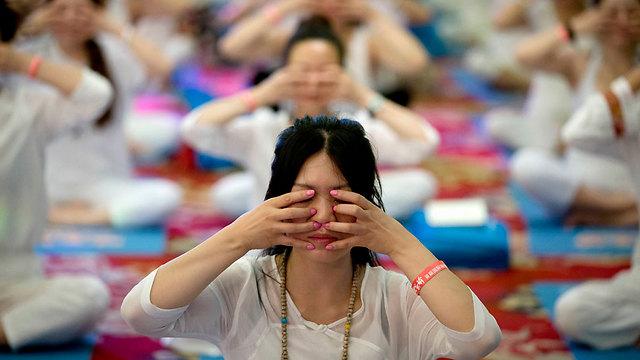 פרברי בייג'ינג, סין (צילום: AP) (צילום: AP)