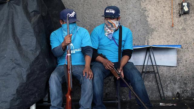 """""""האיש של העניים"""". מקסיקו עומדת לבחור באוברדור (צילום: AFP) (צילום: AFP)"""