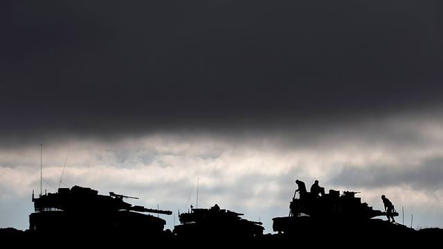 תרגיל צבאי בצפון הארץ. הזכאים יזכו להחזר עד חודש נובמבר השנה (ארכיון) (צילום: AP) (צילום: AP)