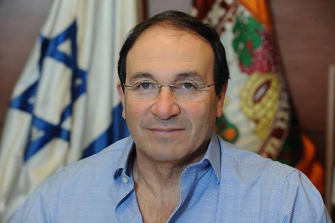 ראש עיריית ראשון לציון, דב צור ( צילום: עיריית ראשון לציון) ( צילום: עיריית ראשון לציון)