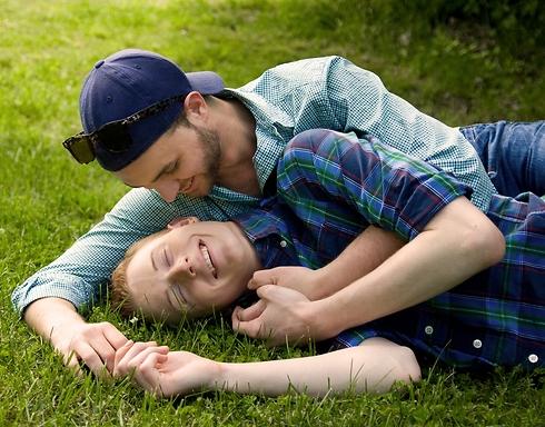 לא תמיד משתפים את ההורים (צילום: Shutterstock) (צילום: Shutterstock)