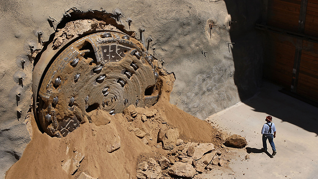 The TBM in action in Europe (Photo: Gettyimages)