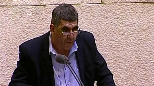 Deputy Interior Minister Yaron Mazuz (Photo: Knesset Channel)