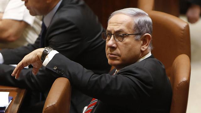 ראש הממשלה נתניהו (צילום: AFP) (צילום: AFP)