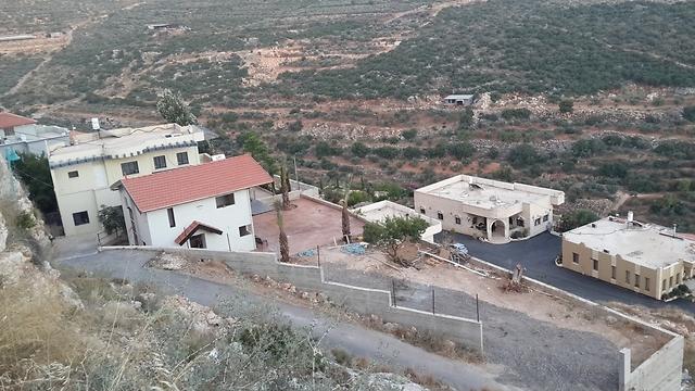 כפר ירכא (צילום: חסן שעלאן) (צילום: חסן שעלאן)