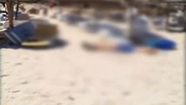 גופות על החוף ()