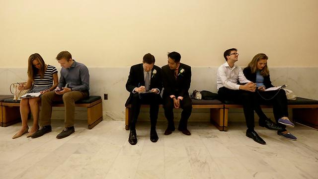 זוגות גאים יוכלו להתחתן בכל מדינה (צילום: AP) (צילום: AP)
