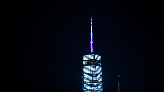 מרכז הסחר העולמי בניו יורק (צילום: רויטרס) (צילום: רויטרס)