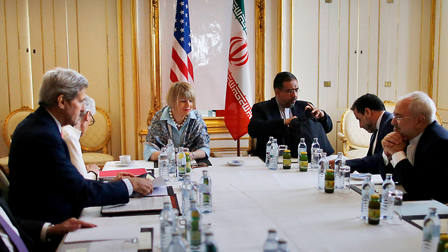 US and Iran delegations meet in Vienna (Photo: Reuters)