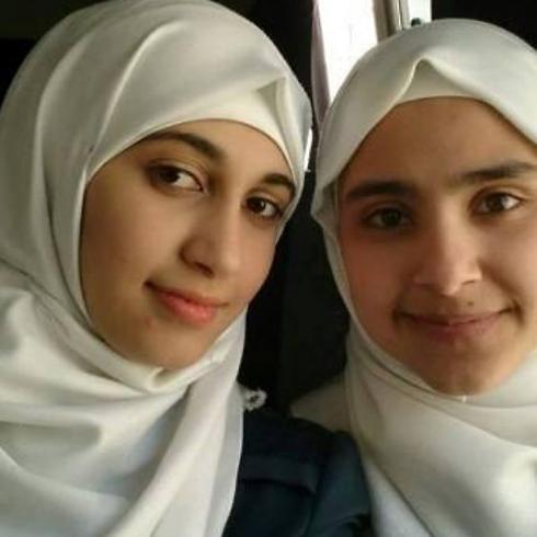 היעלמות מסתורית. שיימה עבד אל-האדי וג'מאנה עוויידה ()