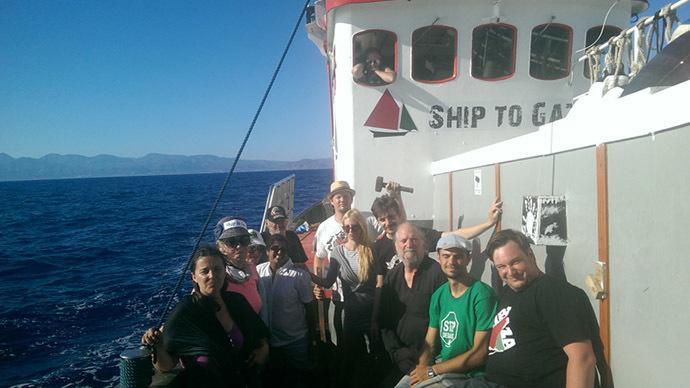 Gaza Flotilla (Photo:Freedom Flotilla)