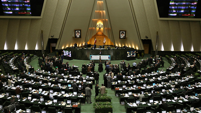 Will the Iranian parliament decide to reject the deal and go for the bomb? (Photo: AP)