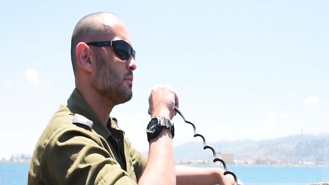 Col. Eyal Harel (Photo: IDF Spokesman's Office)
