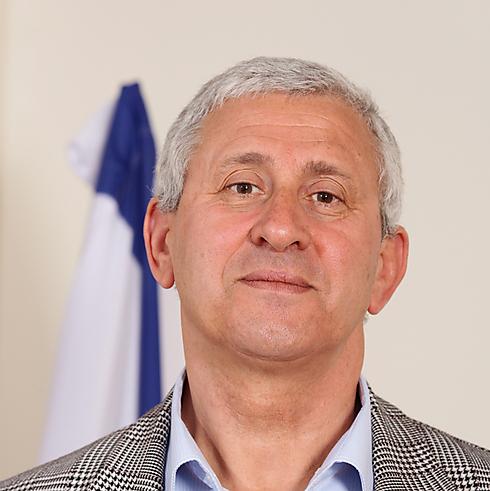 """מנכ""""ל רשות המים, אלכסנדר קושניר ()"""