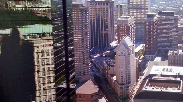 בוסטון מלמעלה (צילום:  סיון פרג') (צילום:  סיון פרג')