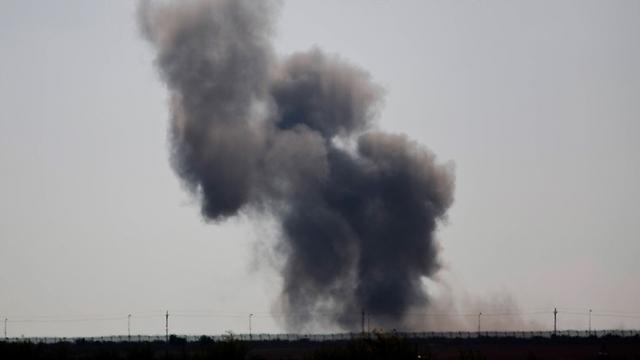ISIS attack in Sinai (Photo: AP)