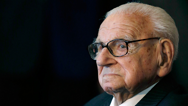 Winton. 'He believed that if there was something that needed to be done you should do it' (Photo: AP)