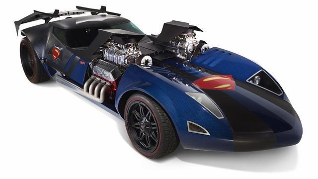 וגם לסופרמן יש מכונית, שיהיה ()